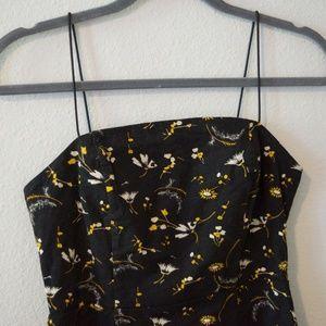90's Style Black Mini Dress